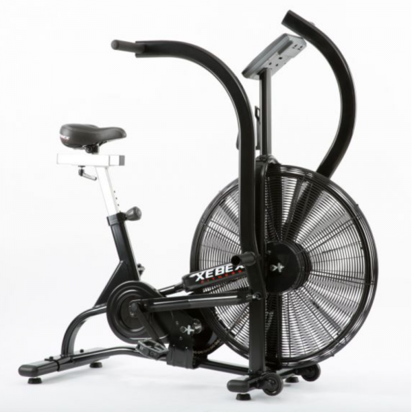 Air Bike - Dual Action Bike mit Luftwiderstand. Profi Ergometer