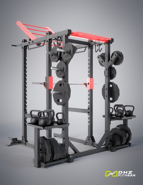 CROSSTRAINING - tower powerrack-