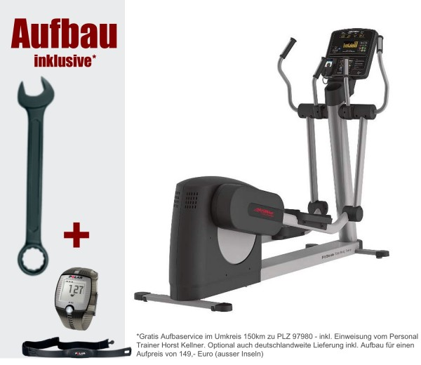 Aussteller - Club Series CSXH Crosstrainer/ Elliptical Trainer