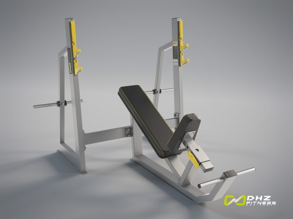 EVOST II - Olympic Incline Bench-