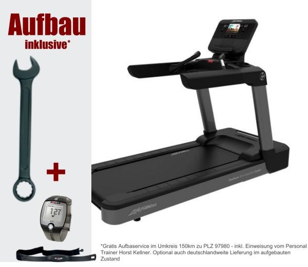 inkl. Aufbau. Club Series+ Laufband Aktuelles Modell