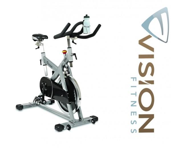 ES80 Fahrradtrainer - Speed Bike inkl. Polar FT1