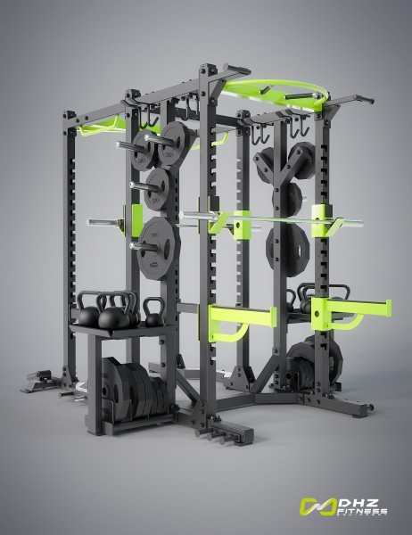 CROSSTRAINING - double pack powerrack-