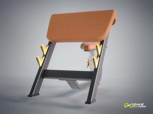 EVOST I - Seated Preacher Curl-