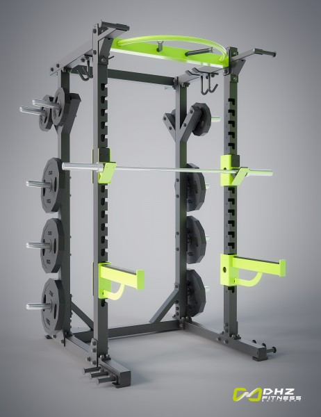 CROSSTRAINING - basic powerrack-