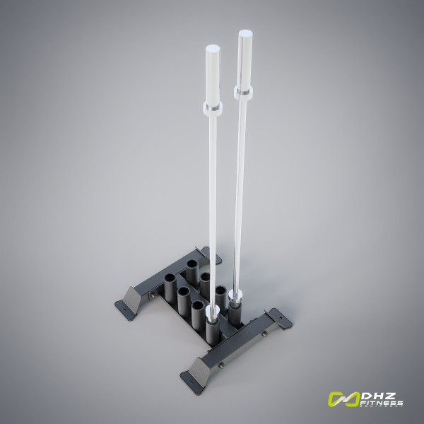 CROSSTRAINING - 10 Bar rack-
