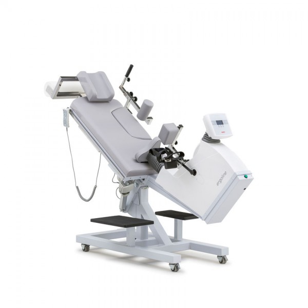 Kipp-Liege-Ergometer Ergoselect 1200 - für die dynamische Stressecho-Kardiographie