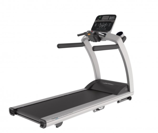 T5 Track Connect Laufband inkl. Polar FT1 Pulsuhr und Bodenmatte. Aktuelles Modell