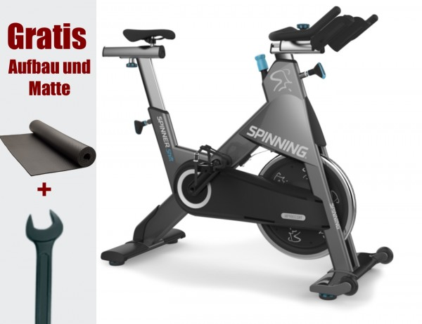 Spinner® Shift Indoor Bike / Cycle. Aktuelles Modell von Precor. Spinning Bike Inkl. Montage.