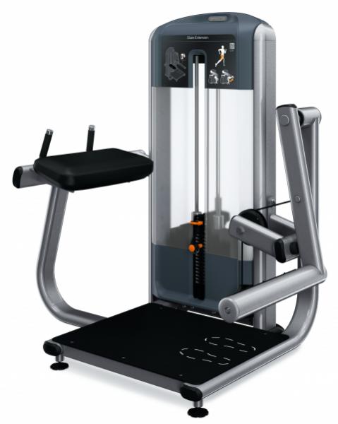 Glutaeusmaschine. Precor DSL0618. Profi / Studio Potrainer