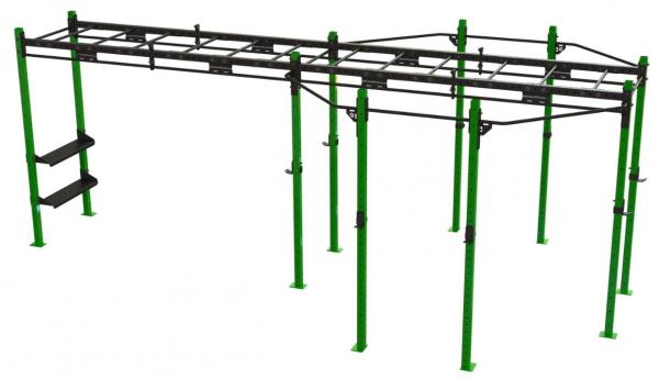 OctoRig Extended - Trainingsstation - Outdoor & Indoor Calisthenics - Outdoor Fitness