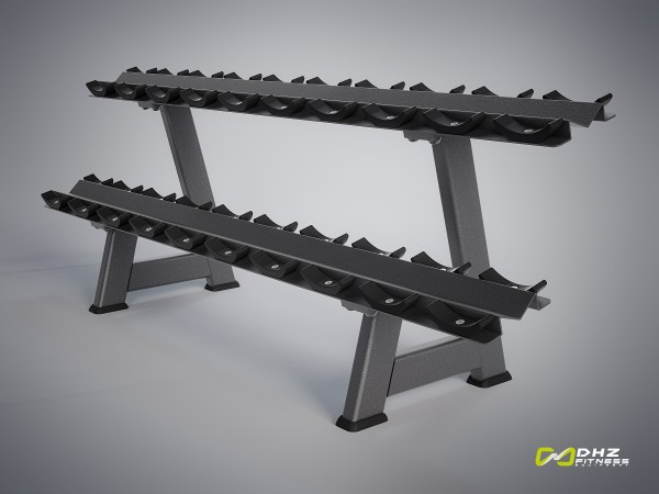 EVOST I - Double Dumbbell Rack-