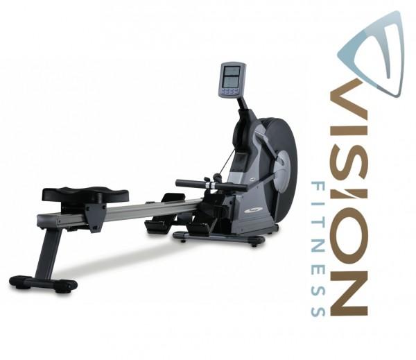 Rudergerät AR 700 HR Vision Fitness