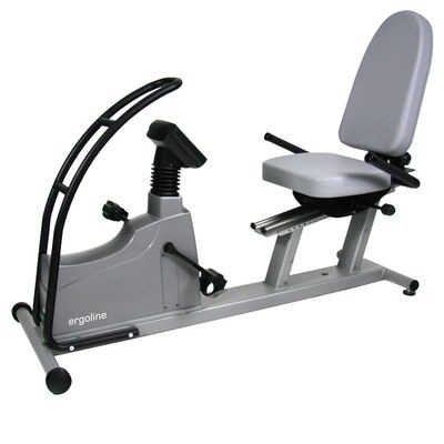 Ergoline Optibike 600 Sitzfahrrad - Liegerad Optimiert für das Training zu Hause oder im therapeutis