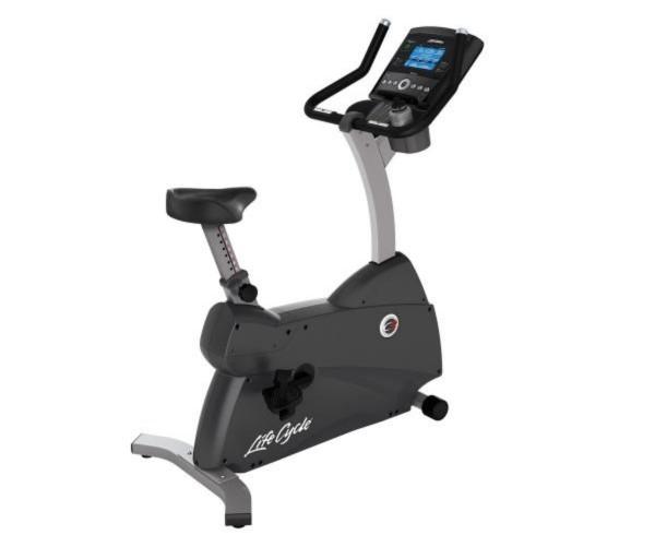 C3 Go Ergometer inkl. Polar F1 Pulsuhr. Aktuelles Modell von Life Fitness