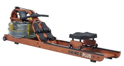 FluidRower Viking 3 AR Plus - Wasserrudergerät