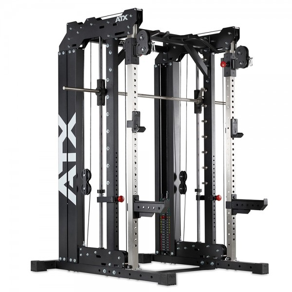 Smith Cable Rack 760 - Stack Weight - Multipresse - Fitness Turm
