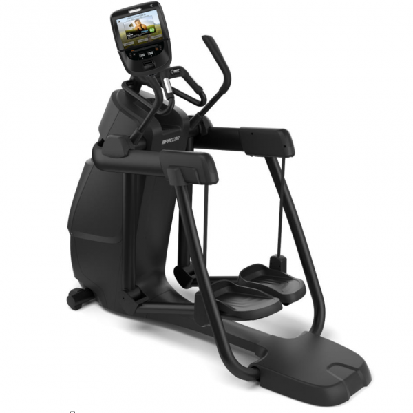 AMT 885 (schwarz) Adaptive Trainer ® Elliptical Crosstrainer, Stepper. P82 Konsole