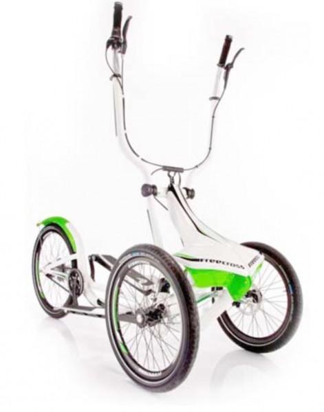 Mobiler Crosstrainer Modell 2017. Nuvinci Schaltung. Stepper/ Dreirad für Erwachsene