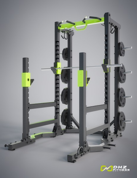 CROSSTRAINING - classic powerrack-