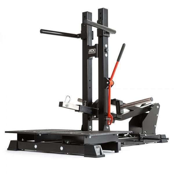 Belt Squat Machine - Kniebeugen & Dips Maschine
