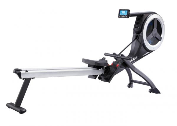 MAXXUS® 10.1 Pro klappbarer Ruderergometer / Profigerät dualem Bremssytem