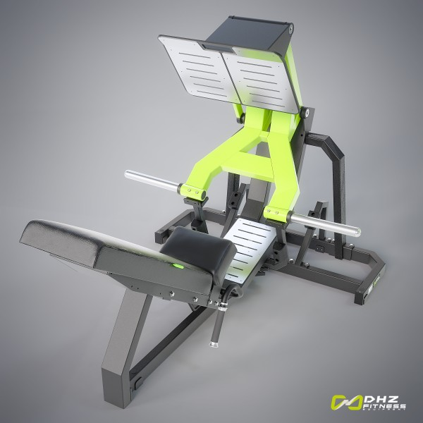 Plate loaded - LEG PRESS-