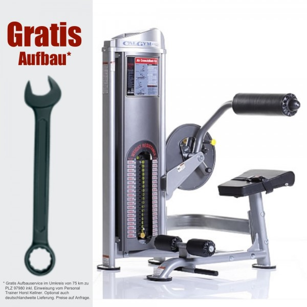 Bauch/-Rückentrainer Dual CG-7510 inkl. Gratis Aufbau - . Bauchtrainer und Rückentrainer