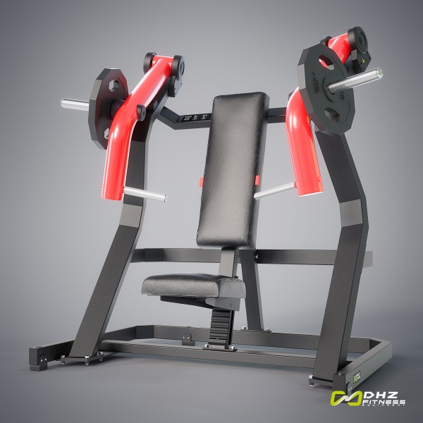 Plate loaded - CHEST-