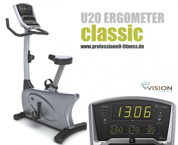 U20 Classic Ergometer/ Sitzergometer