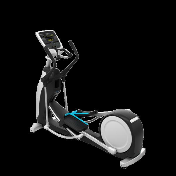Elliptical Fitness Crosstrainer EFX 835. Aktuelles Precor Modell. Gratis Montage