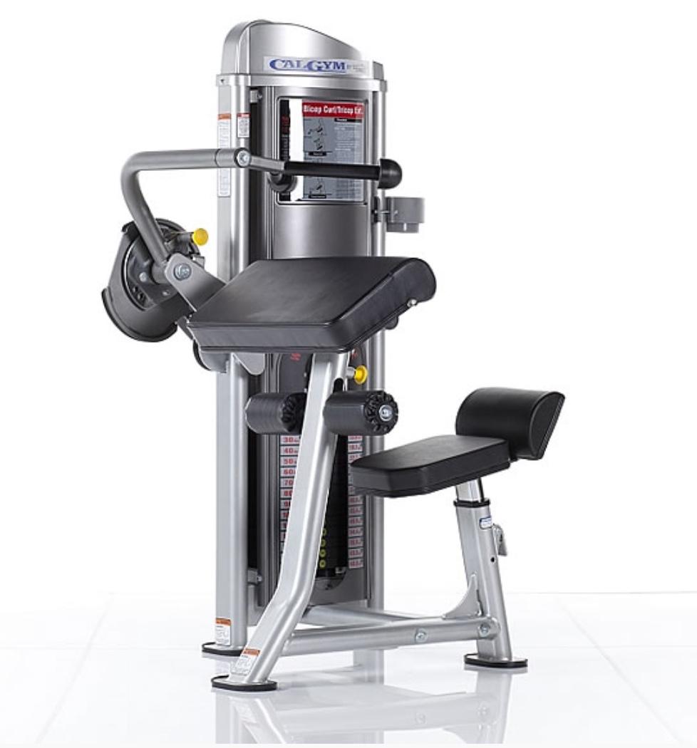 zwei-Muskeln-mit-einem-Turm_Dual-Kraftmaschine-Biceps-Triceps