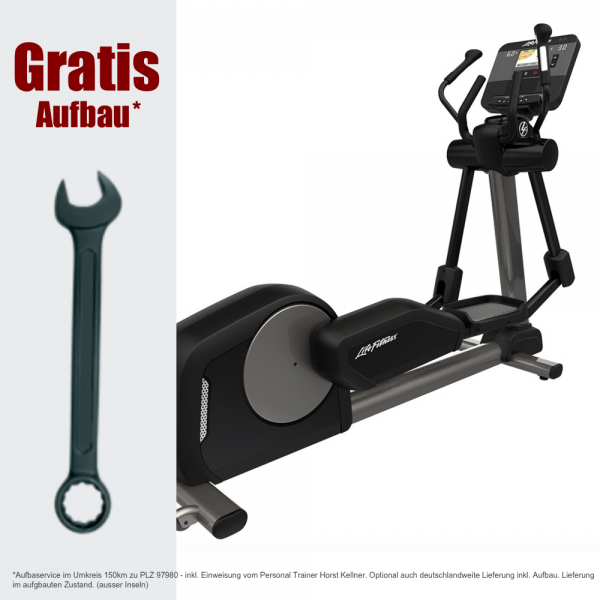Club Series + Crosstrainer Elliptical Trainer - Modell 2018