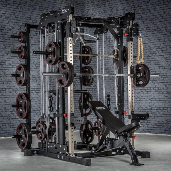 Smith Cable Rack 760 - Komplettset - Plate Load - Studio Fitnessturm