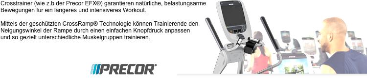 precor-crosstrainer