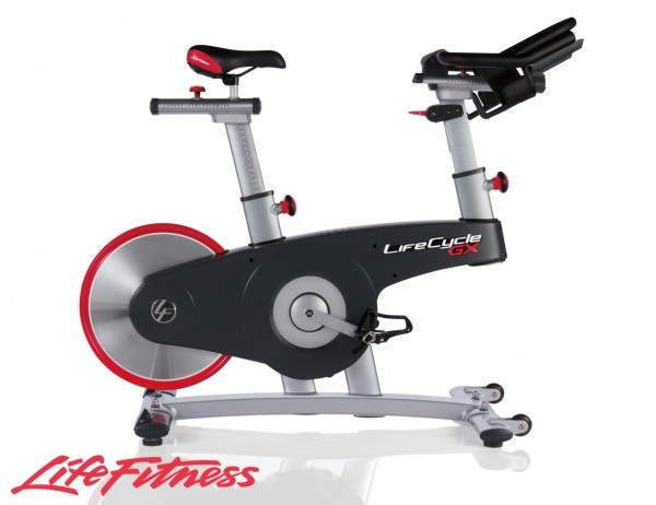 Lifecycle GX Indoor Cycle inkl. Gratis Brustgurt und Bodematte