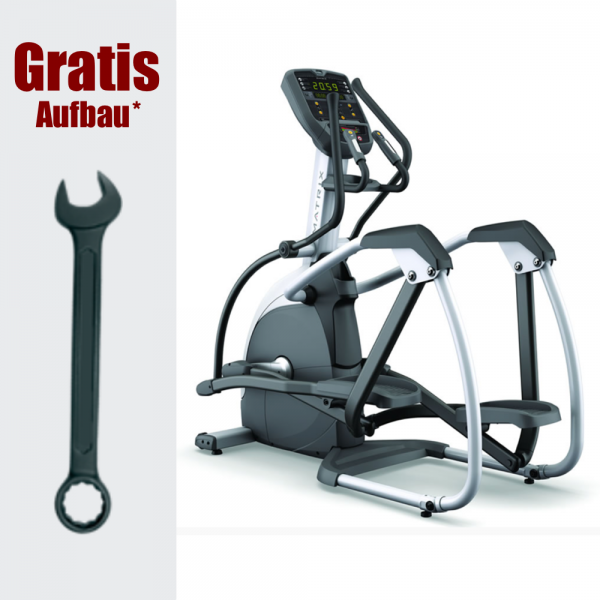 Profi Elliptical. E1x Suspension Crosstrainer