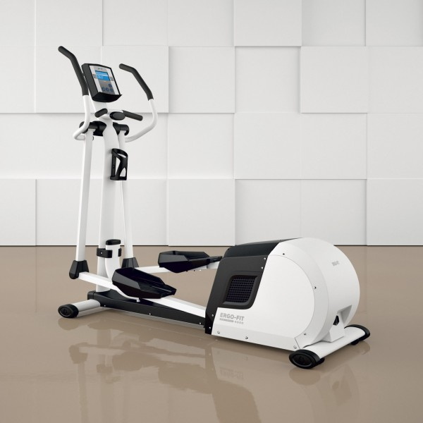 Ellipsentrainer Ergo Fit Cross 4000 MED. Crosstrainer Aktuelles Modell