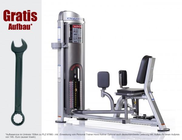 Adduktoren/-Abduktorentrainer Dual CG-7515 inkl. Gratis Aufbau - Fitness Station