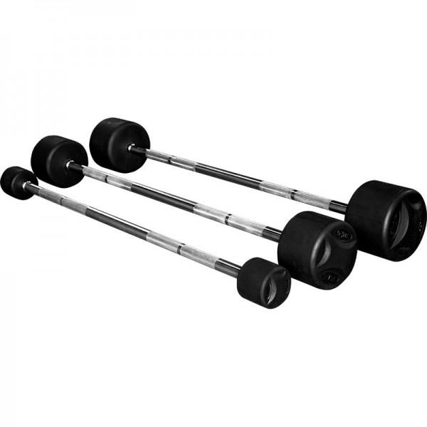 ATX® Rubber - Kompakt Langhanteln 10kg bis 40kg. Vorteilspreis
