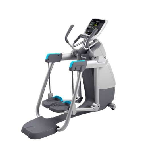 AMT 813 Experience inkl. Aufbau Crosstrainer / Elliptical Trainer, Stepper