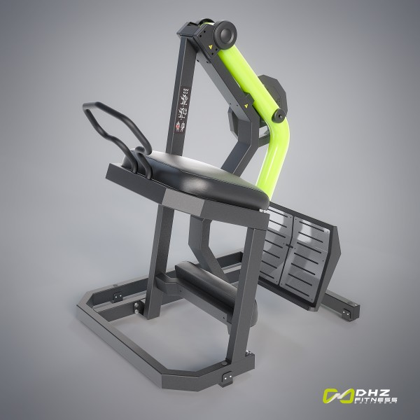Plate loaded - GLUTEAUS-