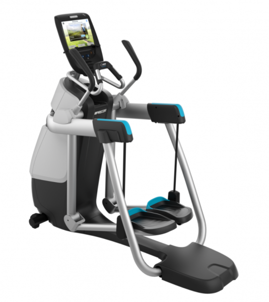 B-Ware - AMT 885 - Adaptive Motion Trainer ® Elliptical Crosstrainer, Stepper. P82 Konsole