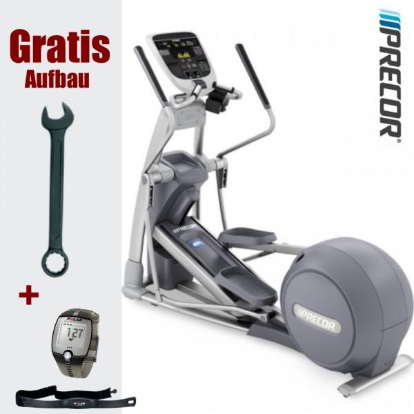 EFX 835 Elliptical inkl. Aufbau - Fitness Crosstrainer