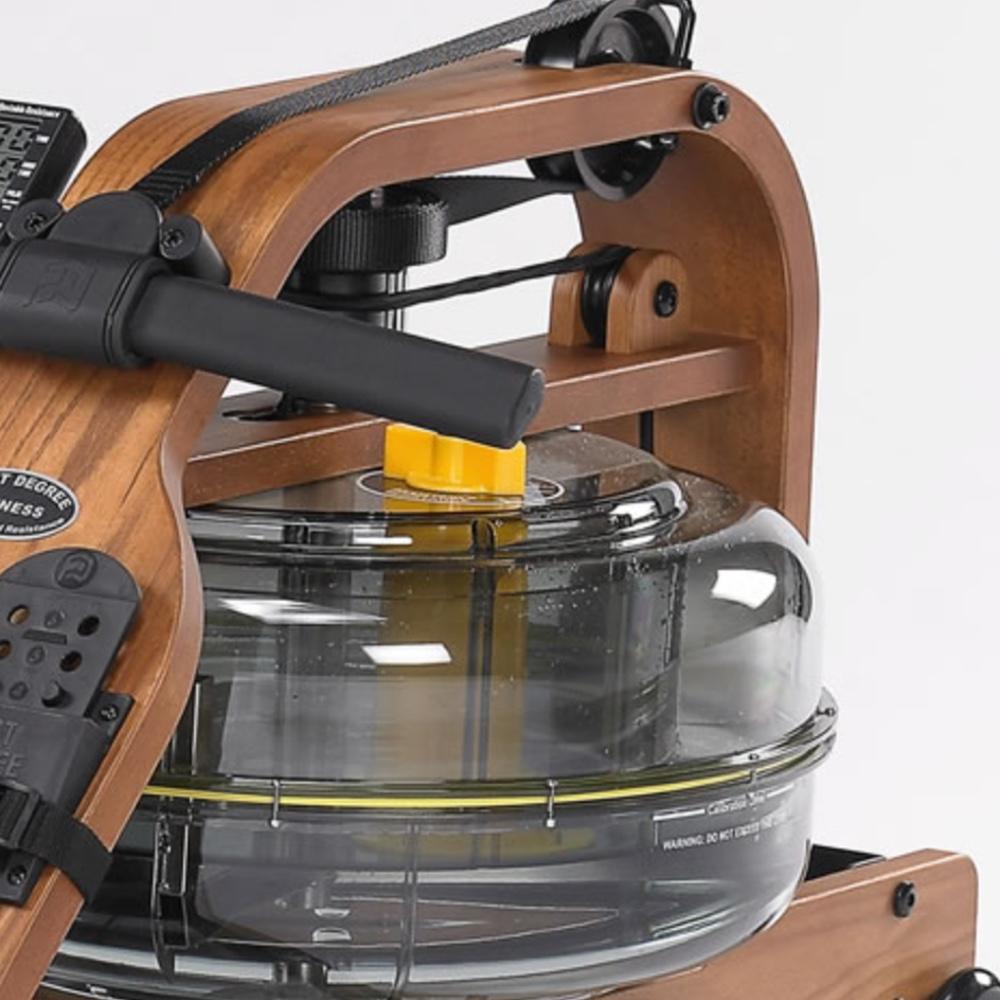 Tank-und-voren-Viking-Pro-Rower-Ruderger-t-komplett-Holz-First-Degree