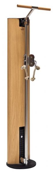 SlimBeam - Eiche Seilzug. Kabelzug für Zuhause