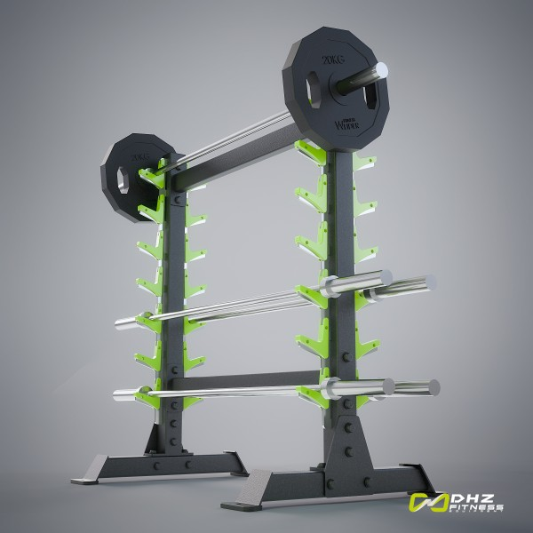 CROSSTRAINING - Barbell rack-