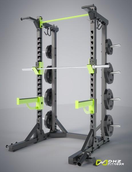 CROSSTRAINING - classic compact powerrack- Profi Rack. Studio