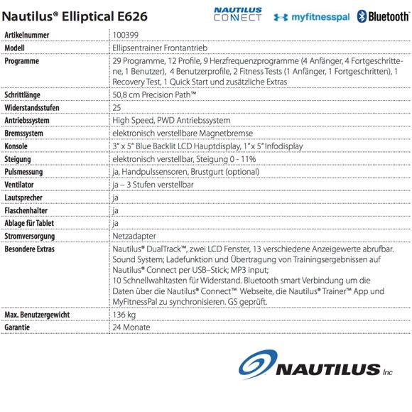 E626-Elliptical-Crosstrainer-Techische-Daten-Nautilus579fd2f326240
