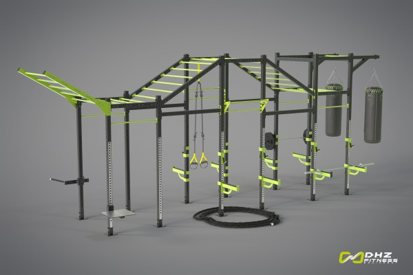 CROSSTRAINING - mega tower-